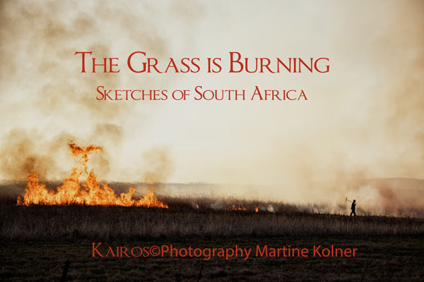grass is burning expositie