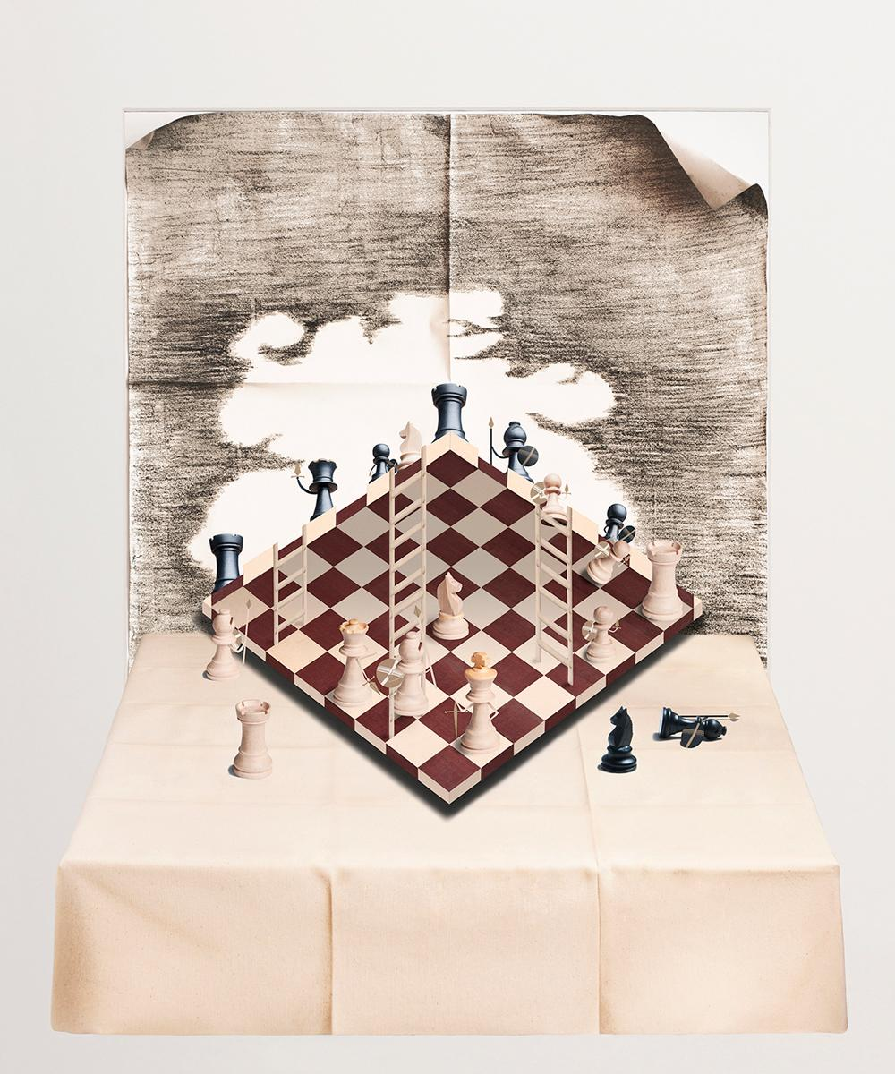 Jacqueline Groot The Warped Chessboard